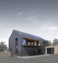 Derbyshire Passivhaus by Bridge Architects                                                                                                                                                                                 More