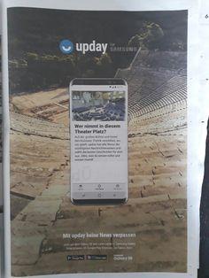 Upday, Samsung.
