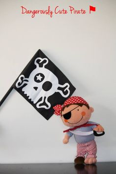 Dangerously Cute Pirate.  #Soft #Baby #play #india #firstcry #ig_kids #weare_moms #special_needs_parents #creativecases.in #jackandollie #jumakidsinc #littlepixie_shop #babyindia #parents #parents_for_babies #US #happykids26 #Pirate #Red #mom_hub #wardderianm8dnfb #wrap_with_tish #_prettybowtiquedotcom #cutekidsclub #designerkidswear #fashionkids #funnydinosaurs  If you are interested in buying this toy, please comment below or write us at connectzoey@gmail.com Designer Kids Wear, Love Is All, Pirates, Minnie Mouse, Kids Fashion, Stuffed Toy, Baby Play, Quilts, Baby Products