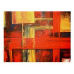 Resultado de imagen de pintura abstracta moderna