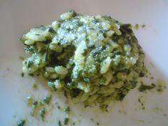 Rezept Spinat Risotto von SpätzlemitSoß - Rezept der Kategorie Hauptgerichte mit Gemüse
