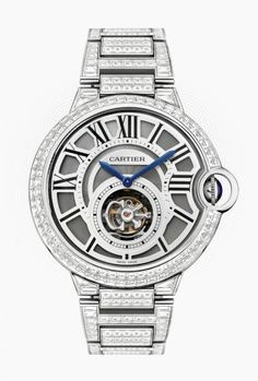 The Top 10 Most Expensive Cartier Watches ♕