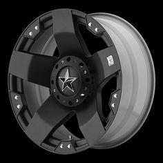KMC - XD775 Rockstar