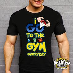 My Gym: T-Shirt
