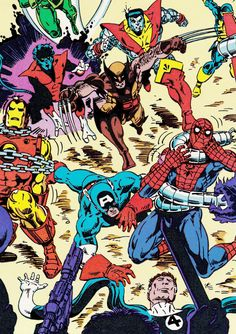 Marvel Universe...