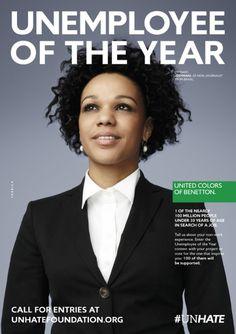 BenettonUnhate-unemploye of the Year 9