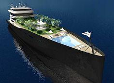 Wally Island Yacht