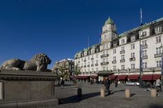 A stay at Grand Hotel Oslo places you in the heart of Oslo, within a walk of Oslo Spektrum and Aker Brygge. This hotel is mi km). Oslo City Centre, Oslo Opera House, Lcd Television, A Hundred Years, Tourist Information, Laundry Service, Bar Lounge, Rooftop Terrace, Grand Hotel