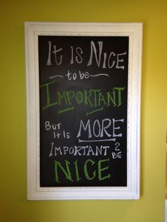 Chalkboard Quotes, Chalkboard