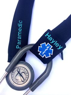 NEW  Personalized Teal Paramedic / EMS / EMT by WhoseYourBuddha, $14.99