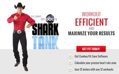 Lose 12 inches   Ryan Ehmann   ABC Sharktank   Rodeo Abs   Cowbow Fitness   Lose 12 inches with any 12 workouts