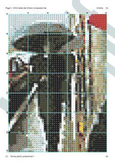 Gallery.ru / Фото #16 - *** - irina60irina Cross Stitch, Log Projects, Dots, Couples, Punto De Cruz, Seed Stitch, Cross Stitches, Crossstitch, Punto Croce