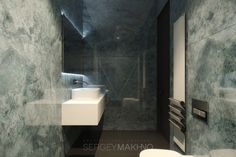 Kiev Apartment Showcases Sleek Design with Surprising Playful Elements