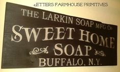 Nostalgic Repro Antique Laundry Sign .. this would be cute to DIY for the laundry room