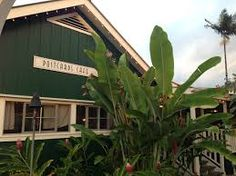 postcards cafe - North Shore restaurant Before the Kalalau hike!