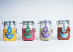 Packaging of the World: Creative Package Design Archive and Gallery: Schmeck (Student Project)