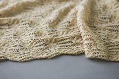 Botanical Lace Wrap | Purl Soho Lace Knitting Patterns, Knitting Stitches, Stitch Patterns, Purl Soho, Lace Wrap, Last Stitch, Cool Sweaters, Free Pattern, Knitted Scarves