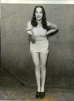 Ella Van Hueson -Estados Unidos MISS UNIVERSO 1928