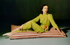 British Ballerina Alicia Markova, taken by John Rawlings in 1944