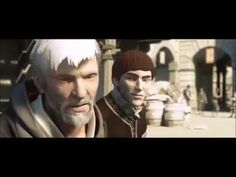 Assassins Creed  Embers [full movie] - The passing of Master Ezio. R.I.P.
