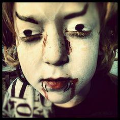 scary boy