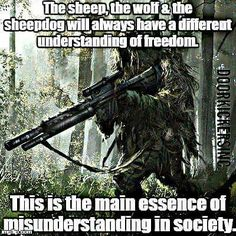 Military inspired philosophy