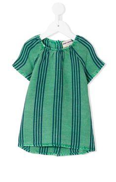 Girls Striped Dress | Bobo Choses