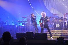 Killer Queen: Queen & Adam Lambert Champion Showmen
