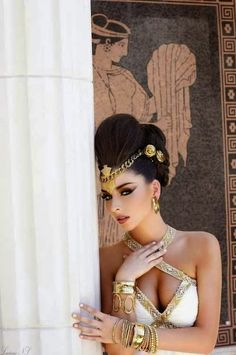 """To pray to the Gods"" 