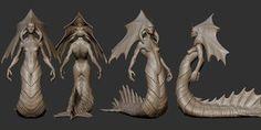 dota Naga Siren by slocik