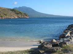 A tropical Caribbean beach: Visit transatlantic.travel or contact Eileen Schlichting to learn more! #vacation #beach #ocean