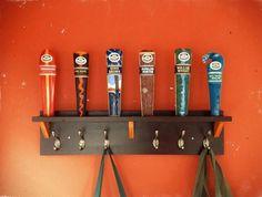 Beer Tap Shelf