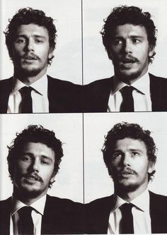 James Franco. My love for him knows no bounds.