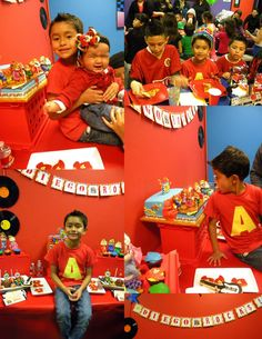 Alvin and the Chipmunks Party Theme