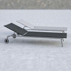 Roberti Samba 3D Model - 3D Model