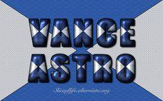 Vance Astro Wallpaper