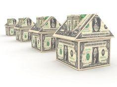 Money house ppt backgrounds