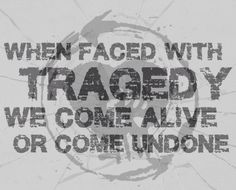 I love this quote! Rise Against
