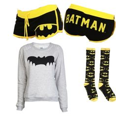 "Batman "" I like those underwear!"" Shane..."" Uh sweetie those are shorts..."""