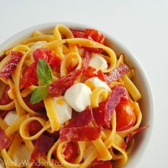Burst Tomato Pasta is an extremely simple and stunning pasta dish that is made with fresh ingredients. Amazing food in half an hour or less!  This Burst Tomato Pasta really is one of those dishes that delivers a ton of flavor with very little effort. It is a quick and easy weeknight meal that …