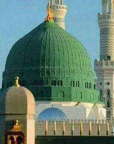 Bahar-e-Durood O Salam: Gumbad-e-Khazra / Masjid-e-Nabawi