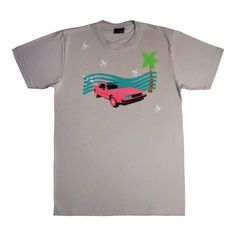 Love Nico- The Permanent Collection- #25- 80S CAR- men's tee