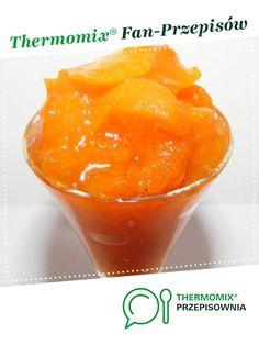 Dżem z moreli jest to przepis stworzony przez użytkownika Maszoperia. Ten przepis na Thermomix® znajdziesz w kategorii Dodatki na www.przepisownia.pl, społeczności Thermomix®. Pudding, Desserts, Food, Thermomix, Tailgate Desserts, Deserts, Custard Pudding, Essen, Puddings