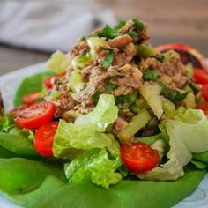 My favorite and best of all canned sardine recipes is this Convince Anyone Sardi. My favorite and best of all canned sardine recipes is this Convince Anyone Sardine Salad (Or . Sardine Recipes, Veggie Recipes, Salad Recipes, Keto Recipes, Dinner Recipes, Sardine Salad, Pescatarian Recipes, How To Eat Paleo, Light Recipes
