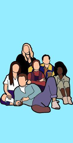 Riverdale Funny, Riverdale Cast, Wallpaper Iphone Cute, Cute Wallpapers, Cenas Teen Wolf, Wallpaper Bonitos, Cheryl Blossom Aesthetic, Riverdale Poster, Cheryl Blossom Riverdale