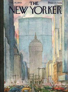 February 16, 1963 - Alan Dunn