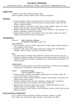 Combination Resume Sample For A Customer Service Rep  Job