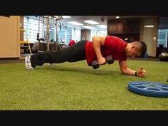 20 Core Shredding Plank Variations - YouTube