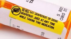 Grapefruit and medication: A cautionary note Grapefruit can mean danger when combined with some popular drugs used for high blood pressure, high cholesterol and depression Testosterone Boosting Foods, Testosterone Booster, Natural Testosterone, Testosterone Levels, Increase Testosterone Naturally, Psychiatric Medications, Gym Workout Tips, Natural Health Remedies, Menopause