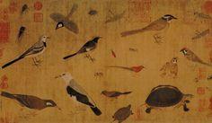 Huang Quan, Song Dynasty